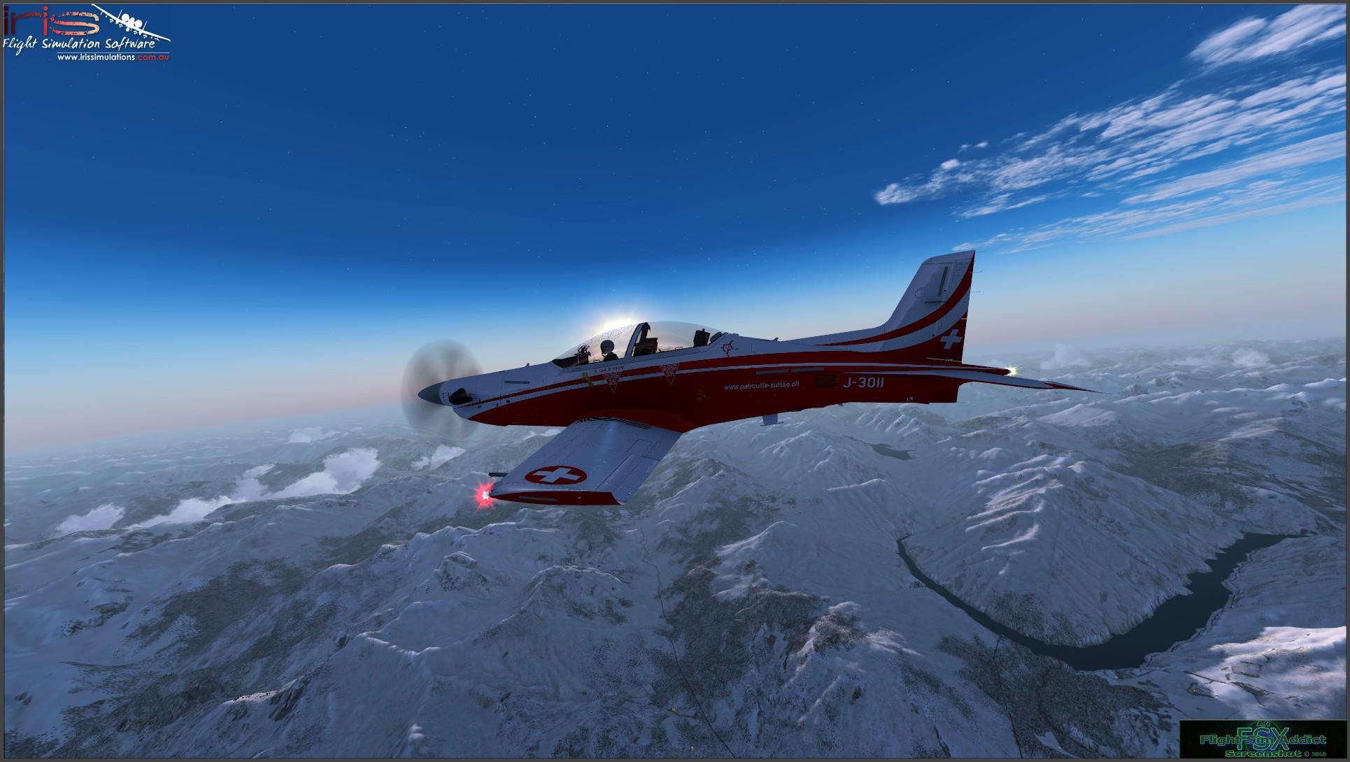 FSX Iris Pilatus PC 21 V 2 0 - portlandcrise