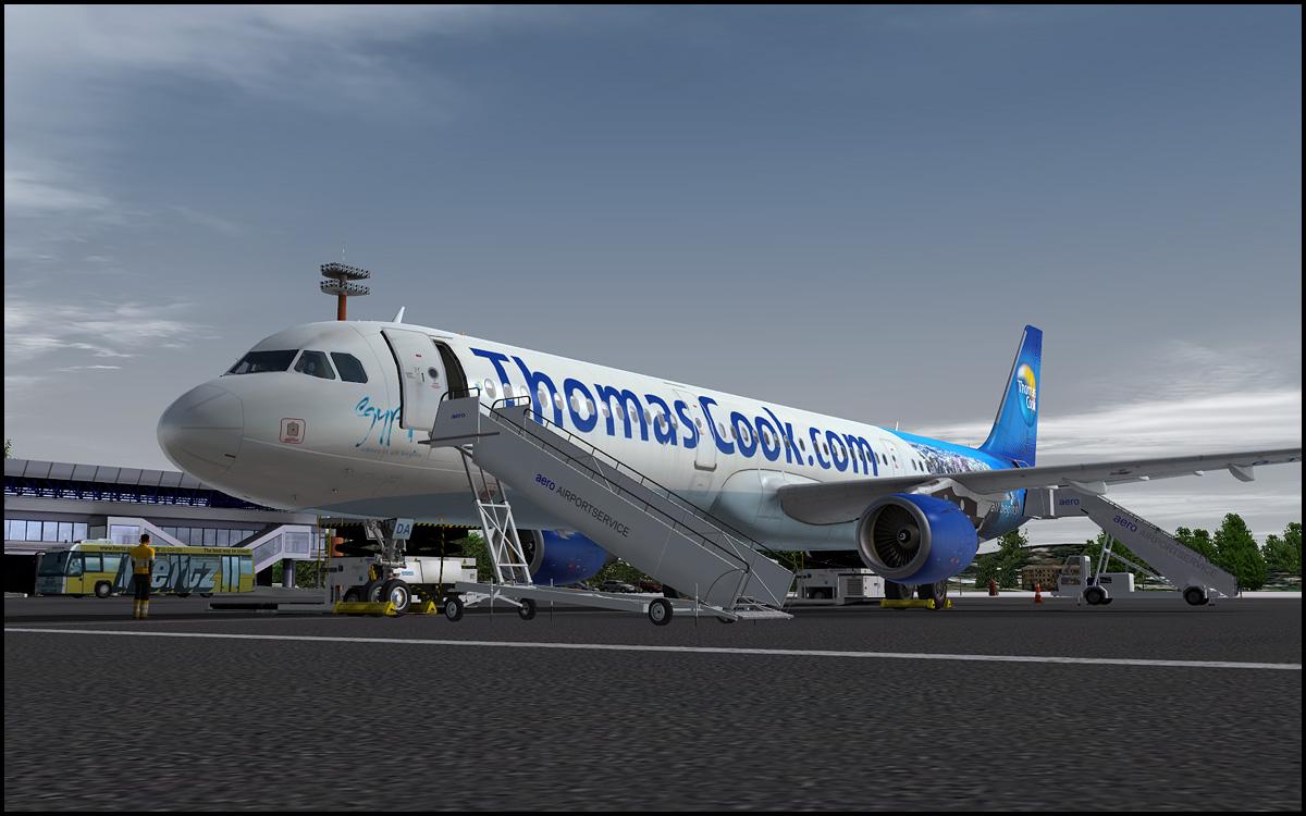 prepar3d / fsx] Aerosoft A320 Professional Development Update - ON