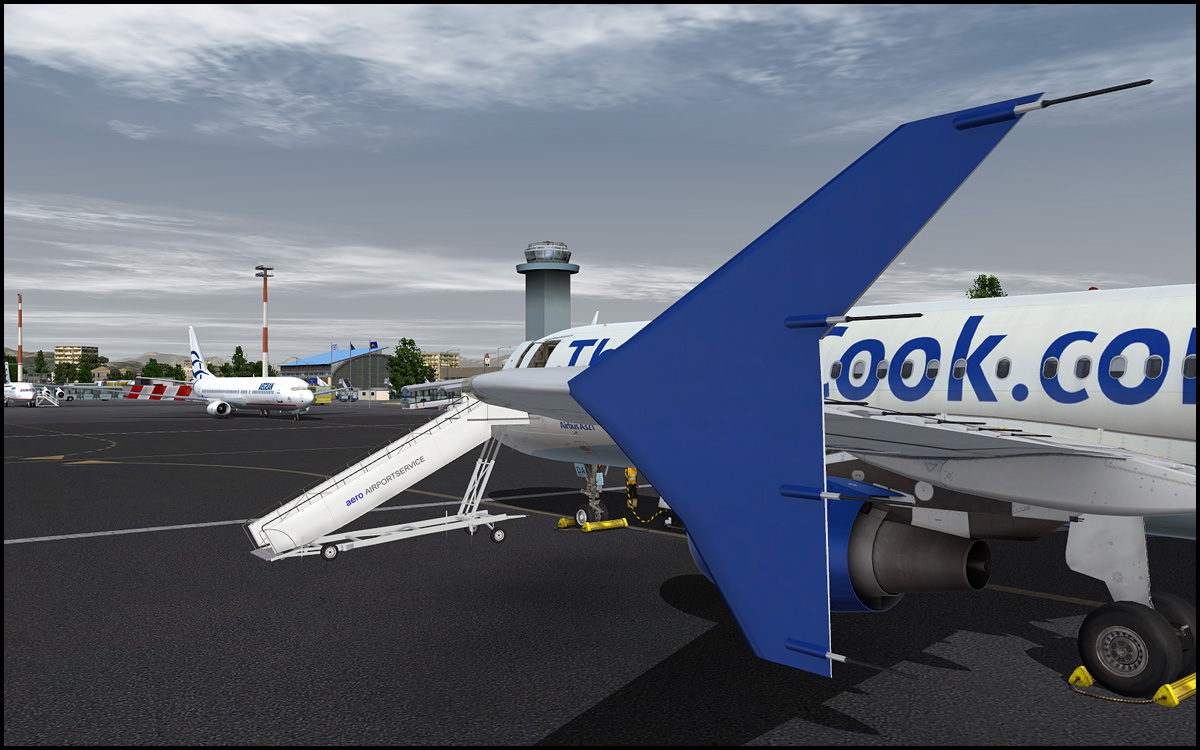 Aerosoft - Airbus A/A for FSX and P3D - Store